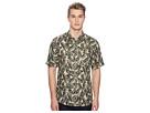 BALDWIN Vista Palm Leaf Short Sleeve Shirt