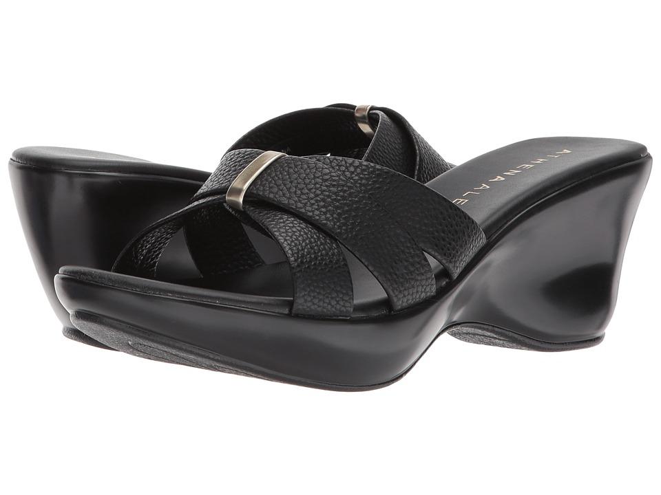 Athena Alexander - Serra (Black) Women's Sandals