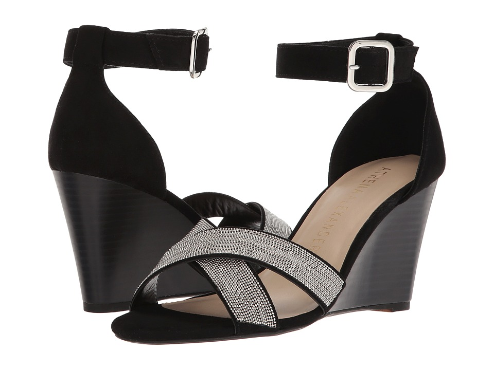Athena Alexander - Zorra (Black) Women's Sandals