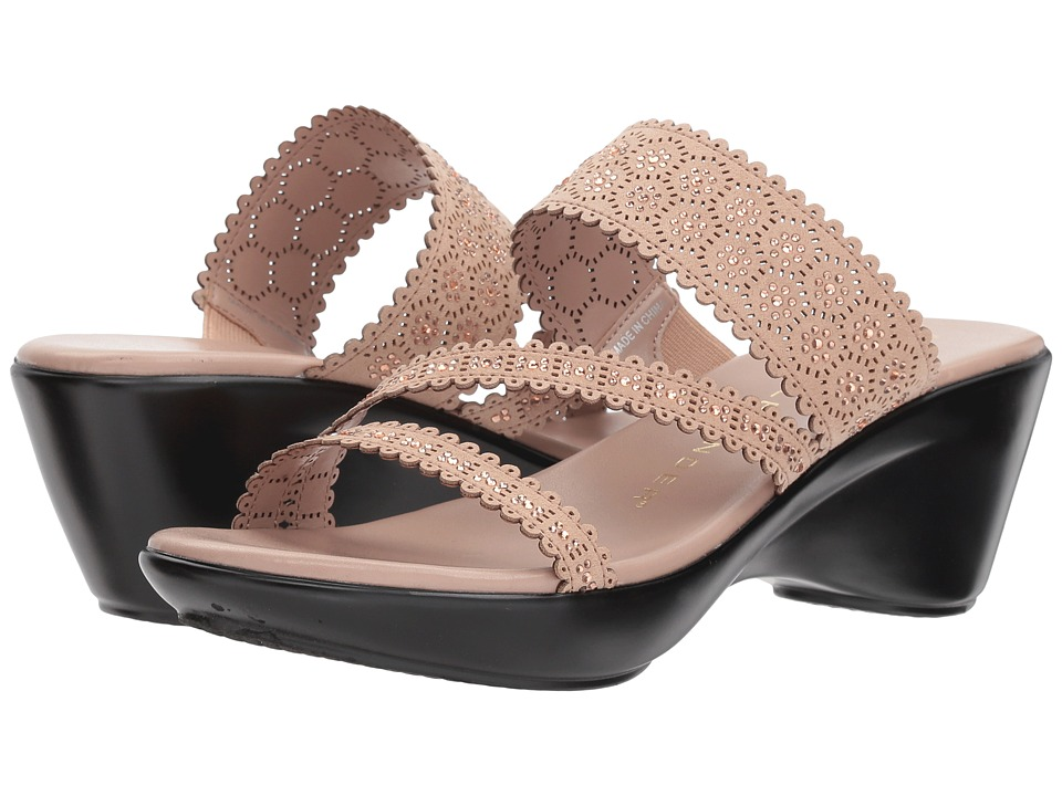 Athena Alexander - Poppy (Blush) Women's Sandals