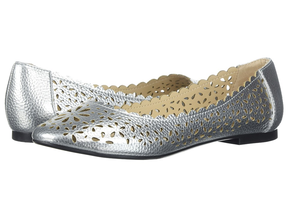 Image of Athena Alexander - Annora (Silver) Women's Flat Shoes