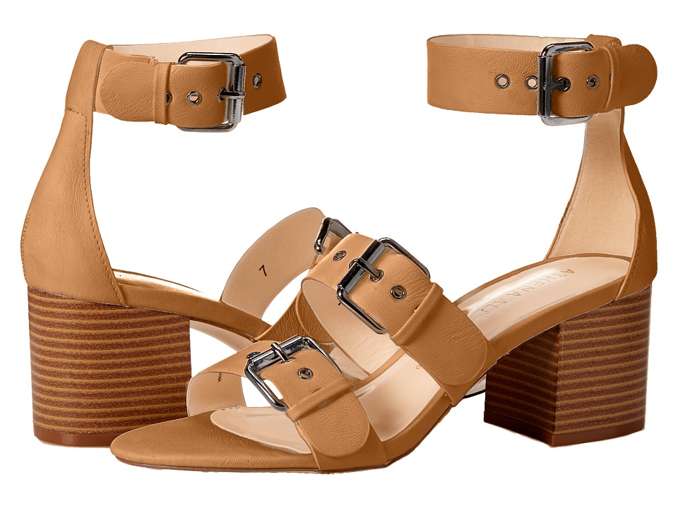 Athena Alexander - Tex (Tan) Womens Sandals