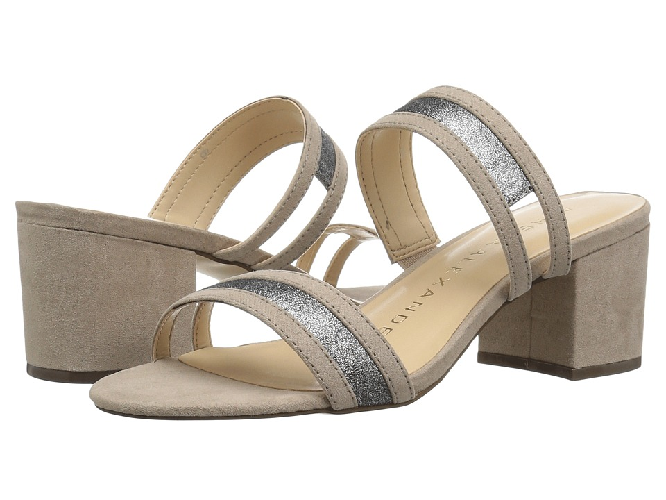 Athena Alexander - Zayden (Taupe) High Heels