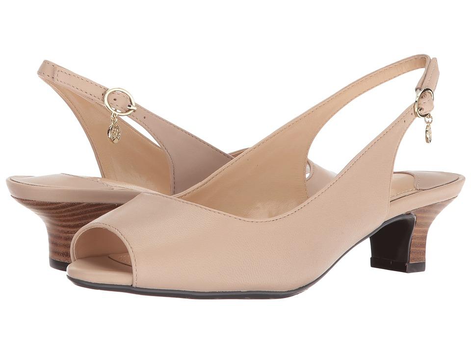 J. Renee Aldene (Nude) High Heels