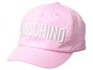 Moschino Kids Hat w/ Logo Embroidery