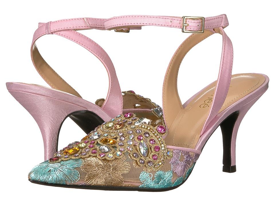 J. Renee Desdemona (Pink/Pastel Multi) High Heels