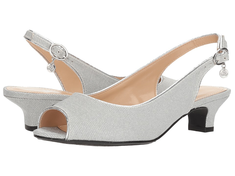 J. Renee - Jenvey (Silver 1) Womens Shoes