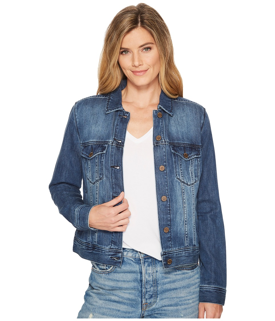 Liverpool - Classic Jean Jacket (Beckett) Womens Coat