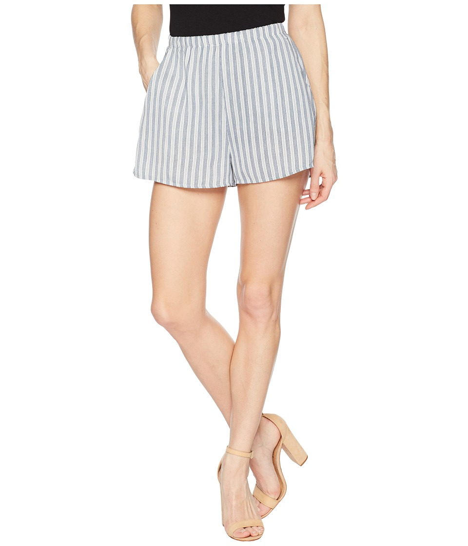 Show Me Your Mumu - Cabana Shorts (She Sails Stripe Flux) Womens Shorts