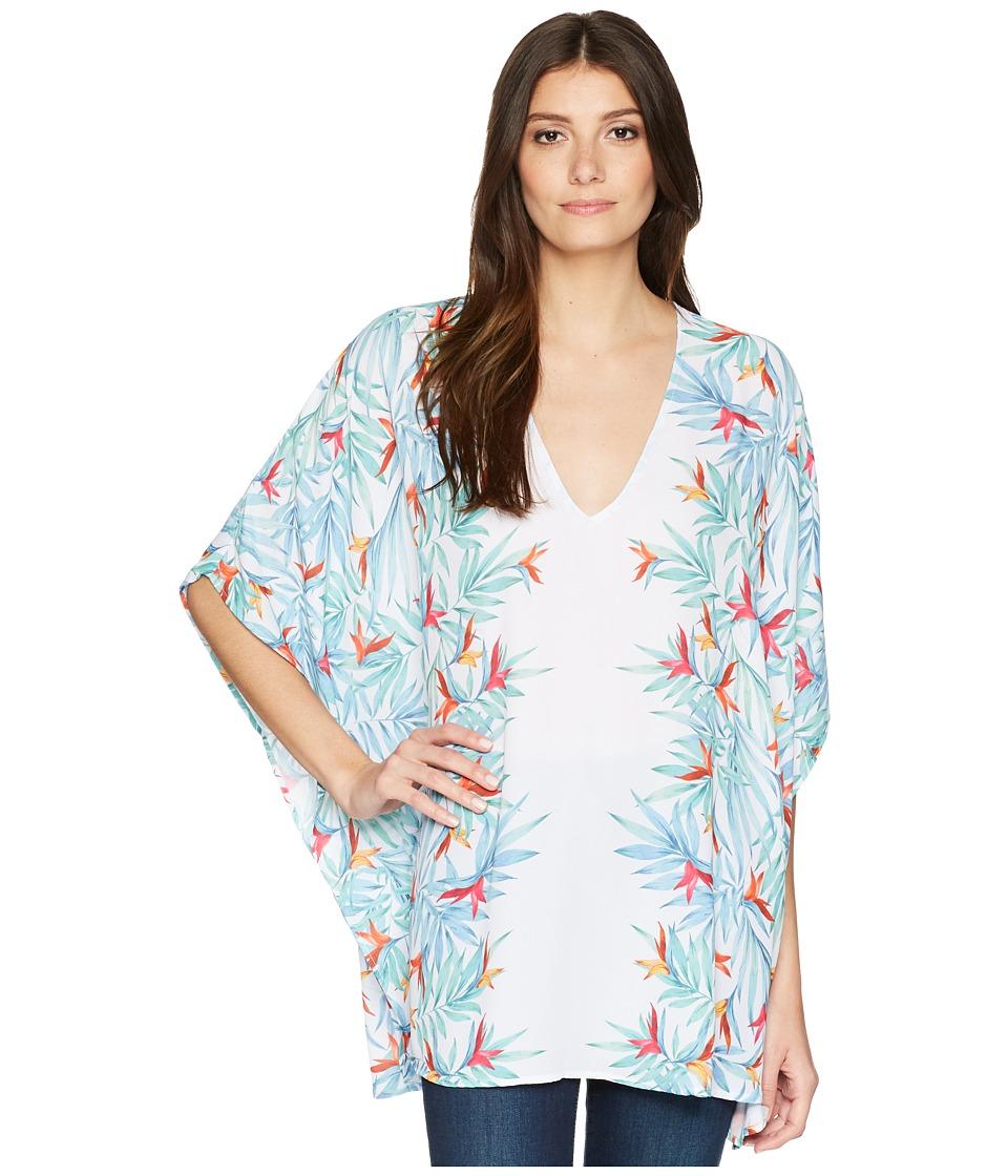 Show Me Your Mumu - Peta Tunic (Palm Party) Womens Clothing