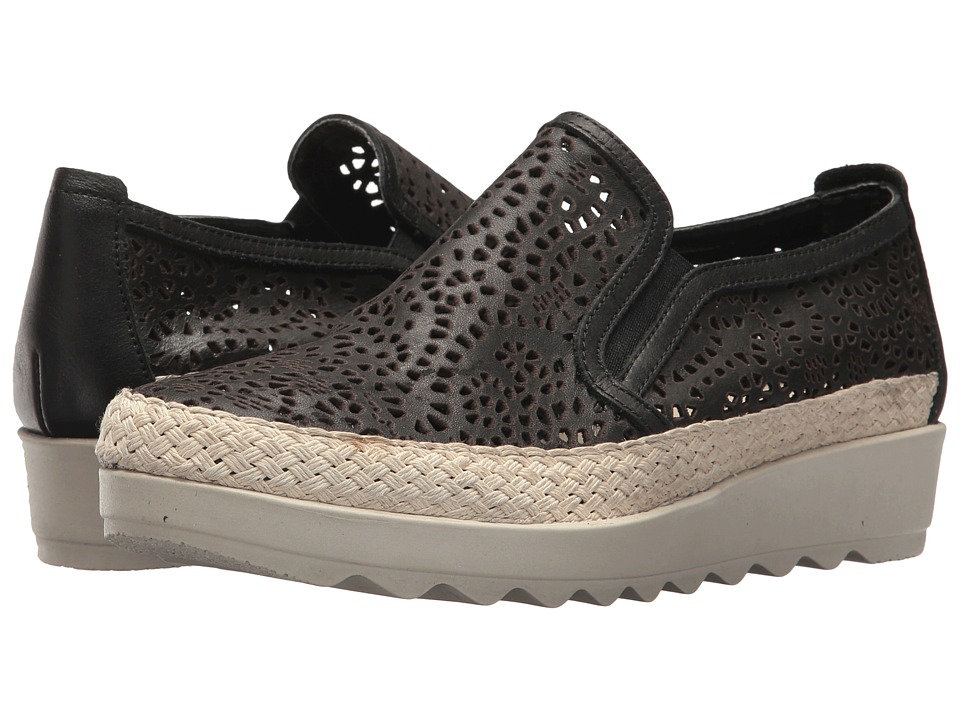 The FLEXX - Call Me (Black Laser/Vacchetta) Womens Shoes