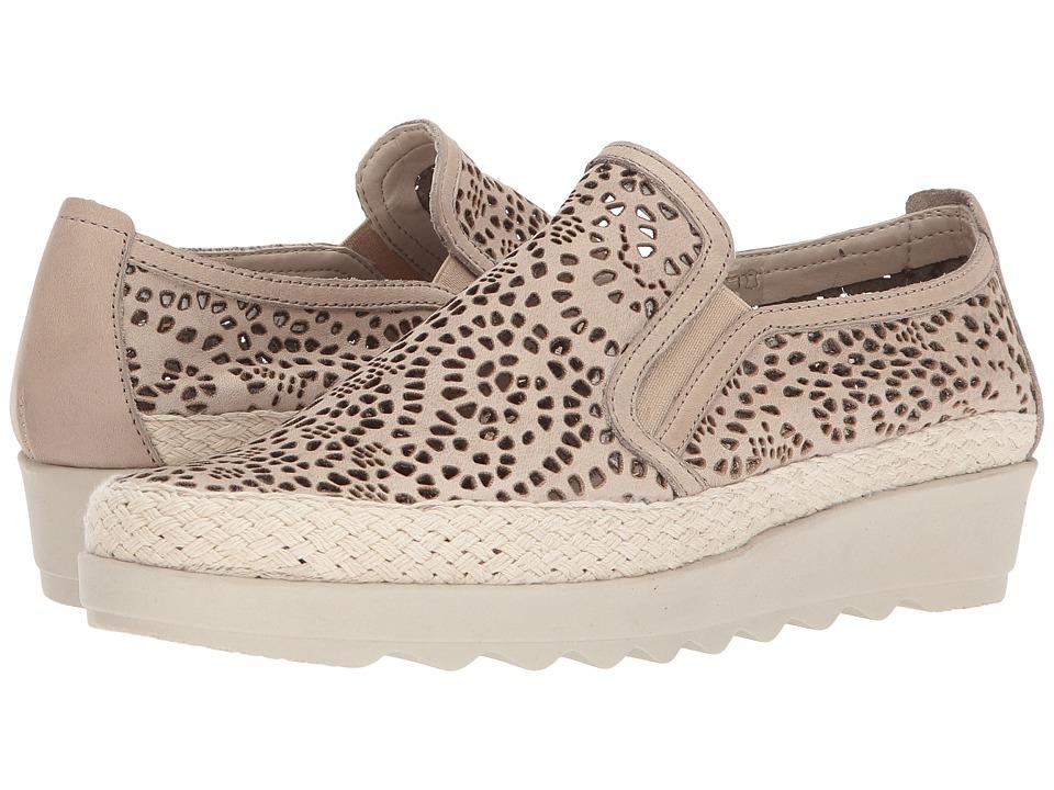 The FLEXX Call Me (Dune Laser/Vacchetta) Women's Shoes