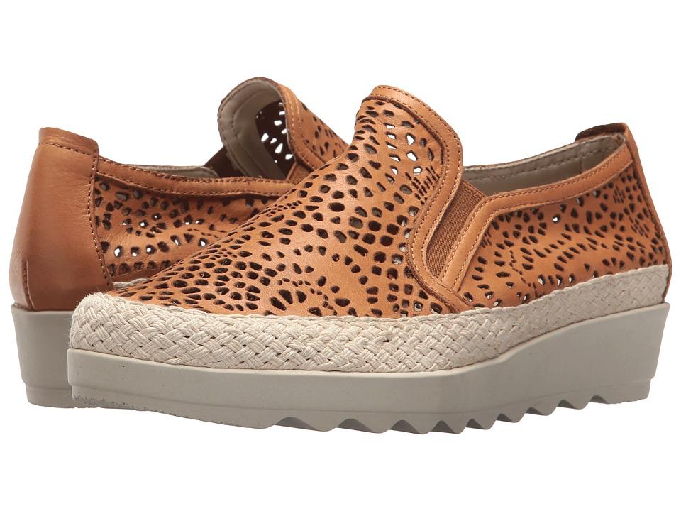 The FLEXX Call Me (Cognac Laser/Vacchetta) Women's Shoes