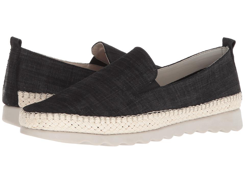 The FLEXX - Chappie (Black Lino Pearl) Womens Shoes