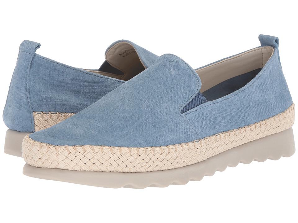 The FLEXX Chappie (Denim Lino) Women's Shoes