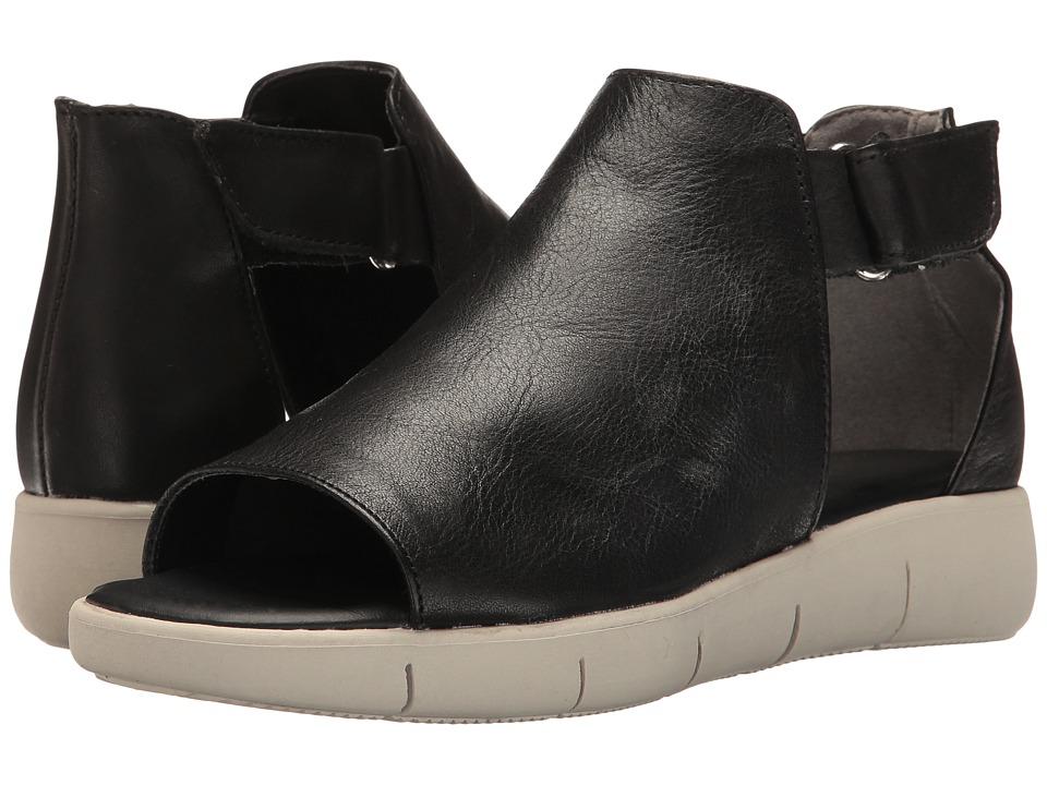 The FLEXX Front Row (Black Vacchetta) Women's Shoes