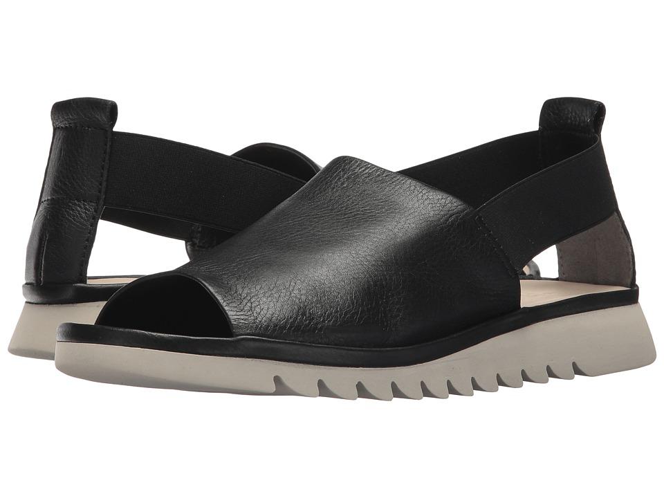 The FLEXX Shore Line (Black Saratoga) Women's Shoes