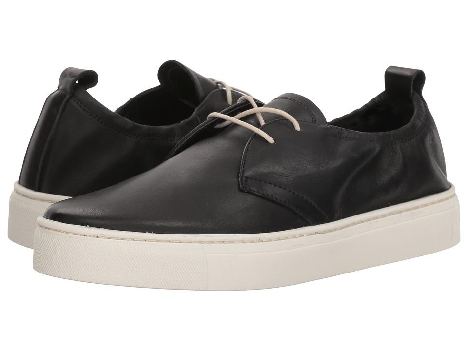The FLEXX Sneak Up (Black Vacchetta) Women's Shoes