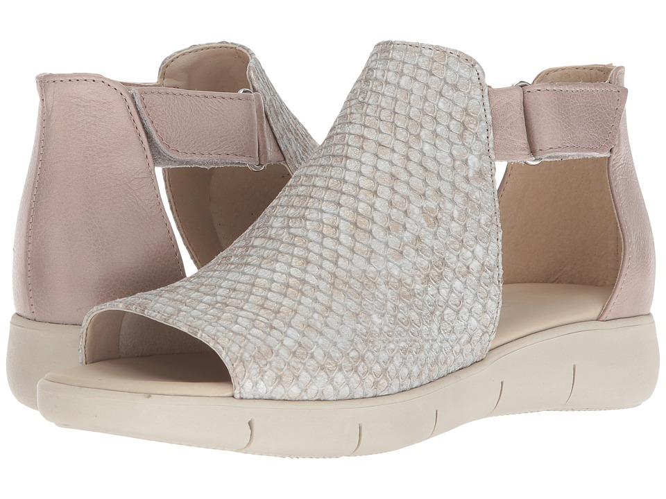 The FLEXX - Front Row (Gold Cobretta/Haze Kean) Womens Shoes