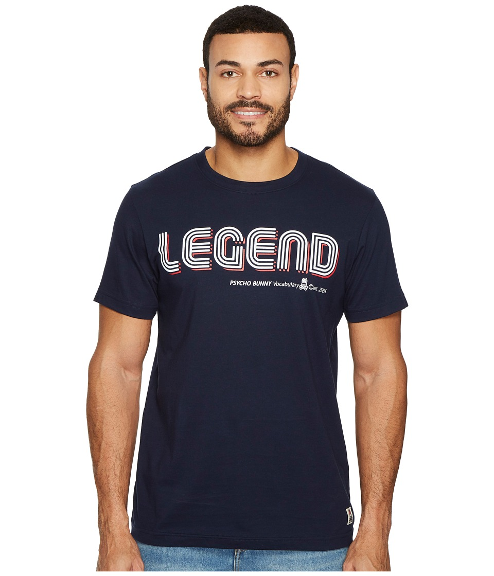 Psycho Bunny - Legend Graphic T
