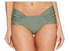 Luli Fama Cosita Buena Scrunch Ruched Back Bikini Bottom