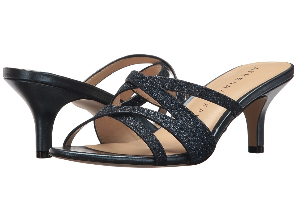 Athena Alexander Starlight (Navy) High Heels