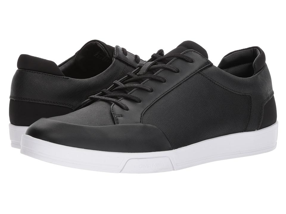 Calvin Klein - Baldwin (Black) Mens Shoes