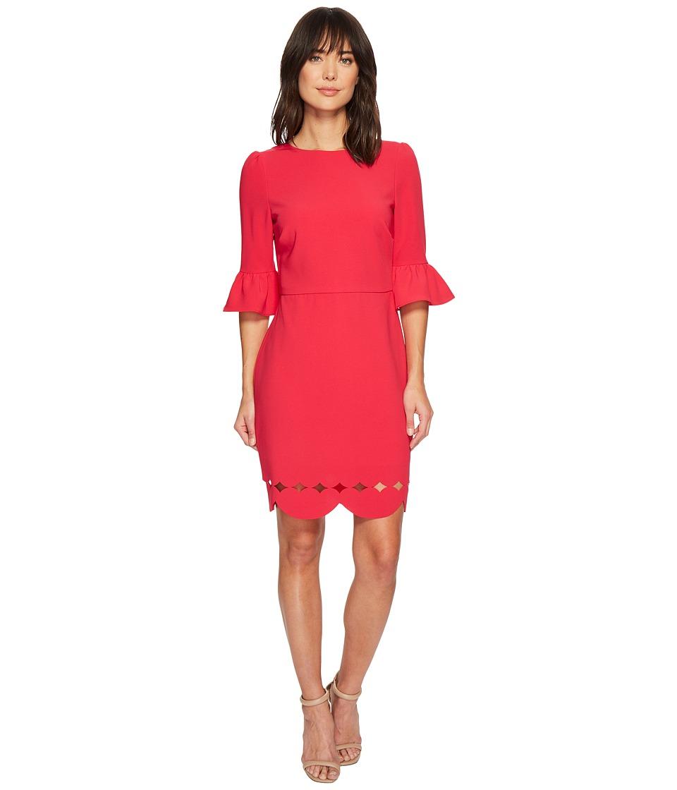 Adelyn Rae - Blair Dress (Fuchsia) Womens Dress