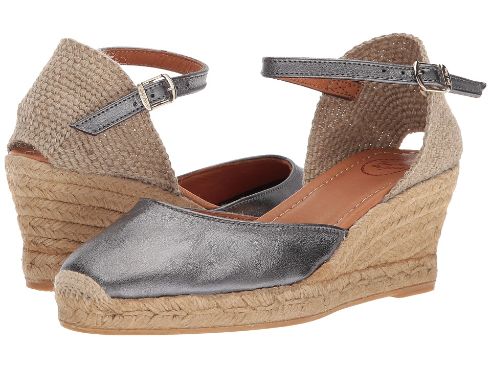 Toni Pons - Costa-5 (Lead Leather) Womens  Shoes
