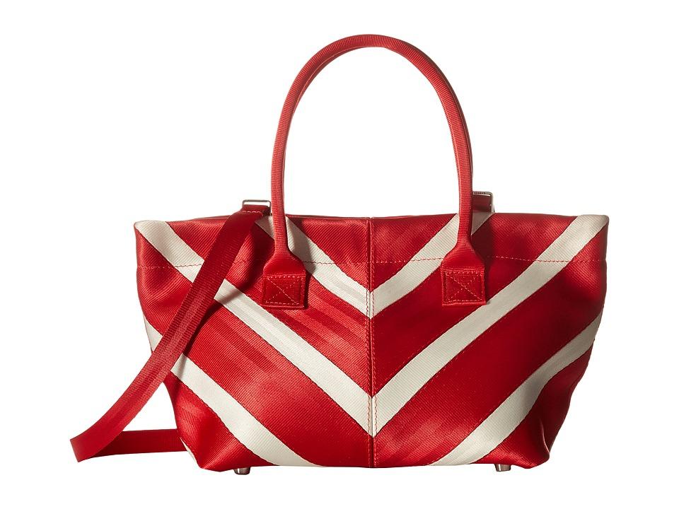 Harveys Seatbelt Bag - Mini Sydney Tote (Candy Cane) Tote Handbags