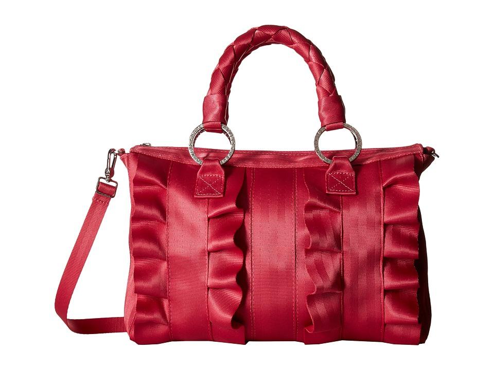 Harveys Seatbelt Bag - Lola Satchel (Razzleberry 2) Satchel Handbags