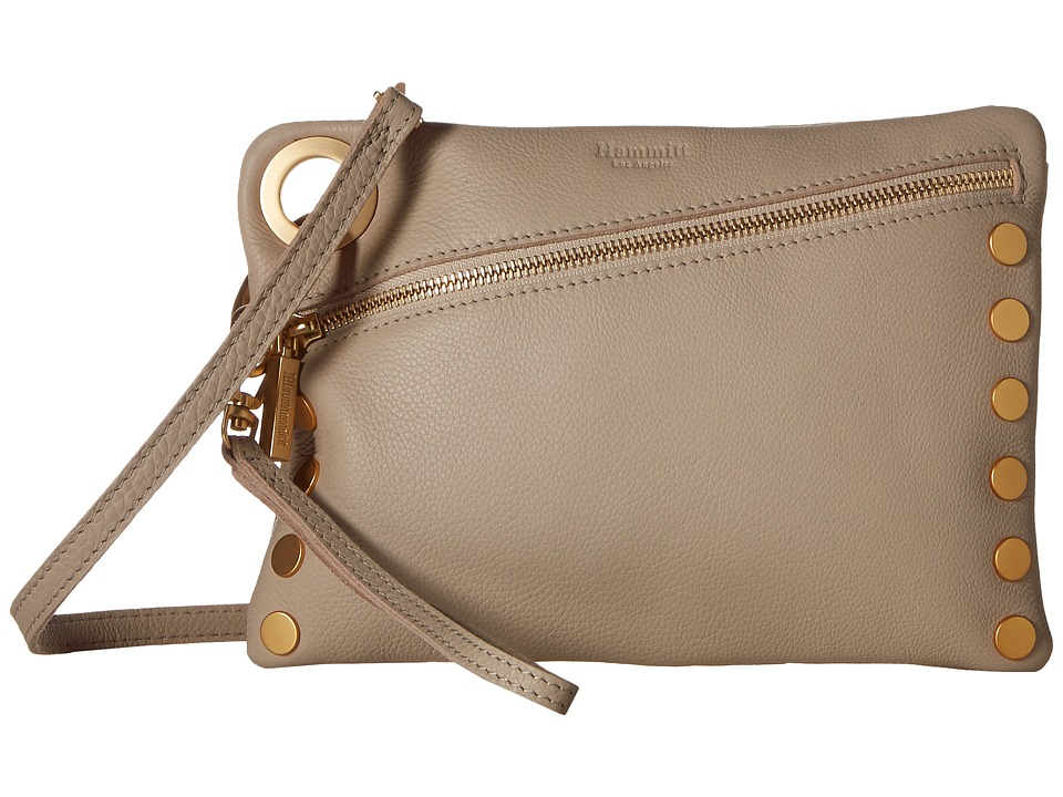 Hammitt - Nash (Sandstone Pebble/Brushed Gold) Handbags