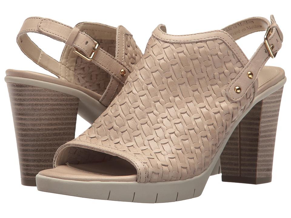 The FLEXX - Weave Me Be (Dune Diamante/Vacchetta) Womens Shoes