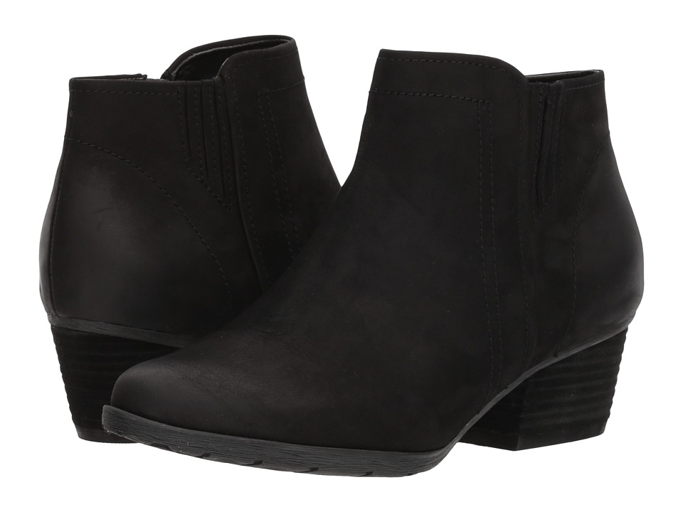 Blondo Valli Waterproof (Black Leather) Women