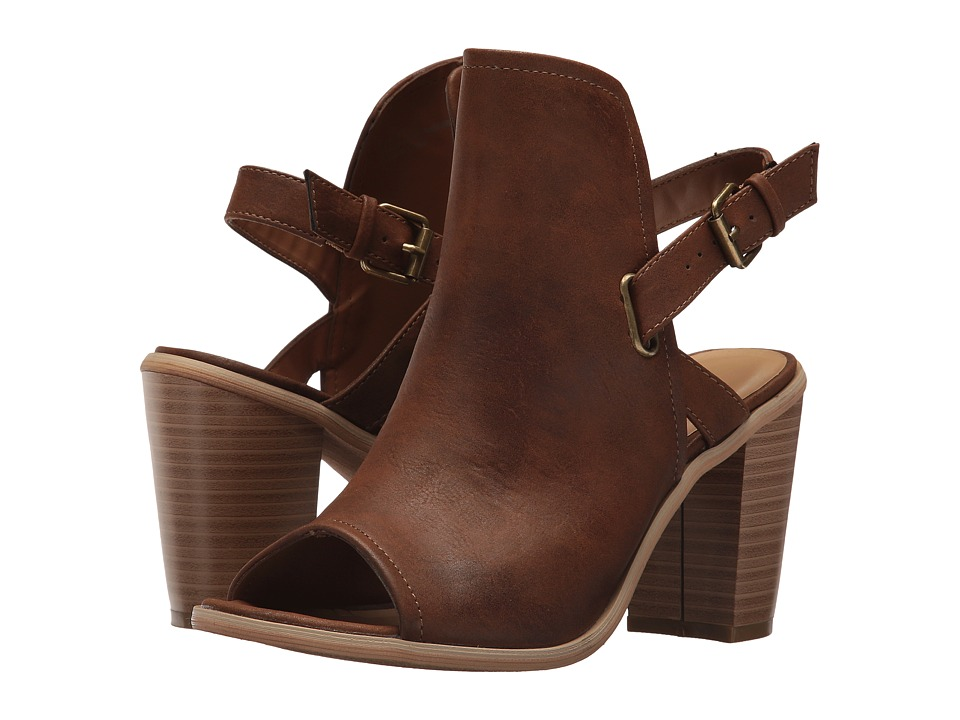 VOLATILE - Montego (Tan) High Heels