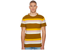 Levi's(r) Premium Made Crafted Breen Stripe Pocket T-Shirt