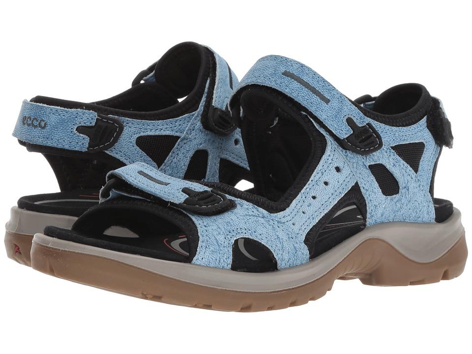 ECCO Sport Offroad Sandal (Indigo 5) Sandals