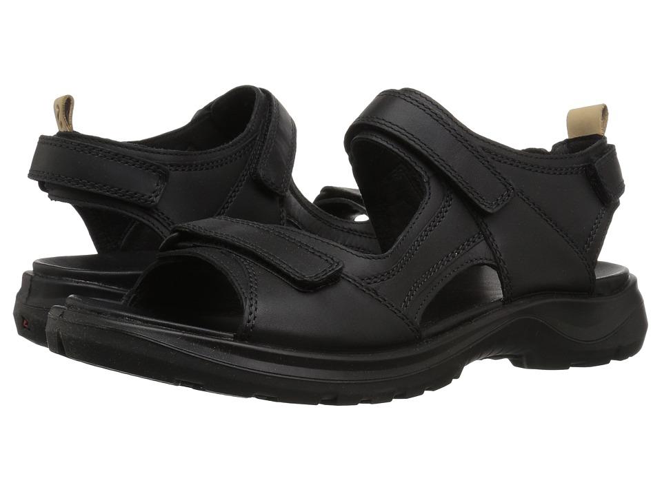 ECCO Sport Premium Offroad (Black/Powder) Sandals