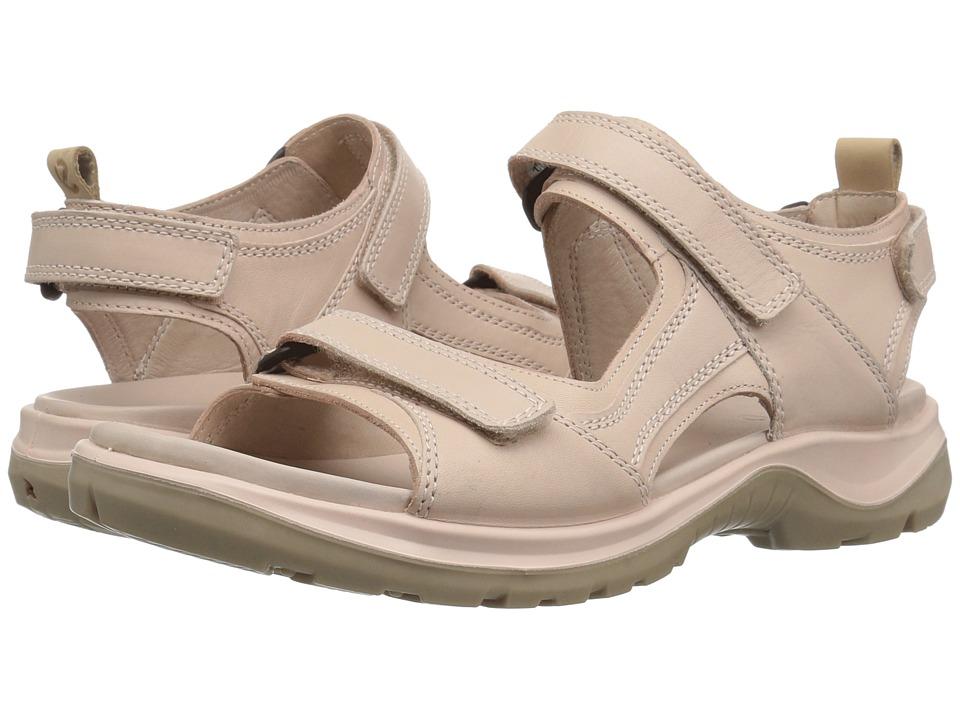 ECCO Sport Premium Offroad (Rose Dust/Powder) Sandals