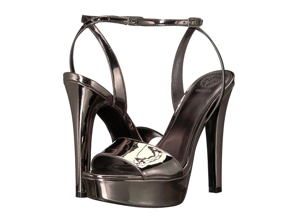 GUESS - Empress (Pewter) Womens Shoes