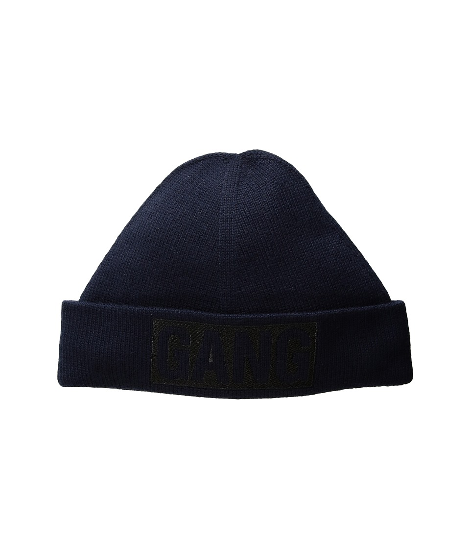 Neil Barrett - Gang Beanie (Navy) Caps