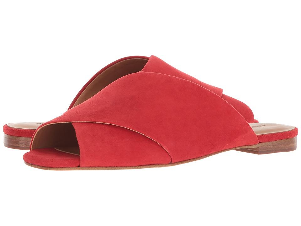 Rebecca Minkoff Anden (Cherry Kid Suede) Women's Shoes
