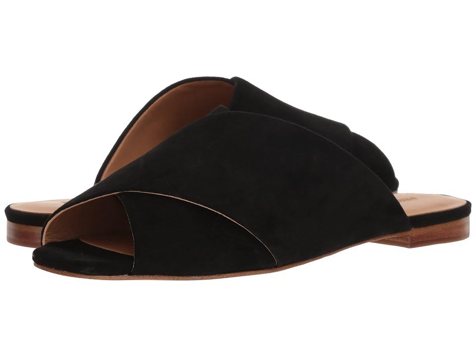 Rebecca Minkoff Anden (Black Kid Suede) Women's Shoes