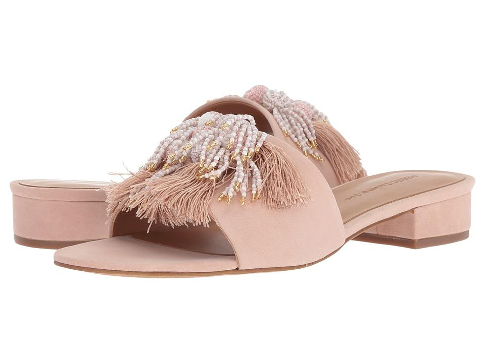 Rebecca Minkoff Kayleigh (Ceramic Kid Suede) Women's Dress Sandals