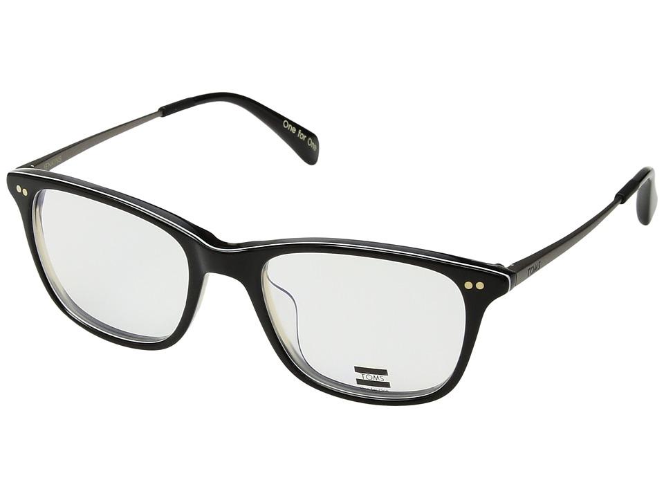 TOMS - Jenkins (Black) Fashion Sunglasses