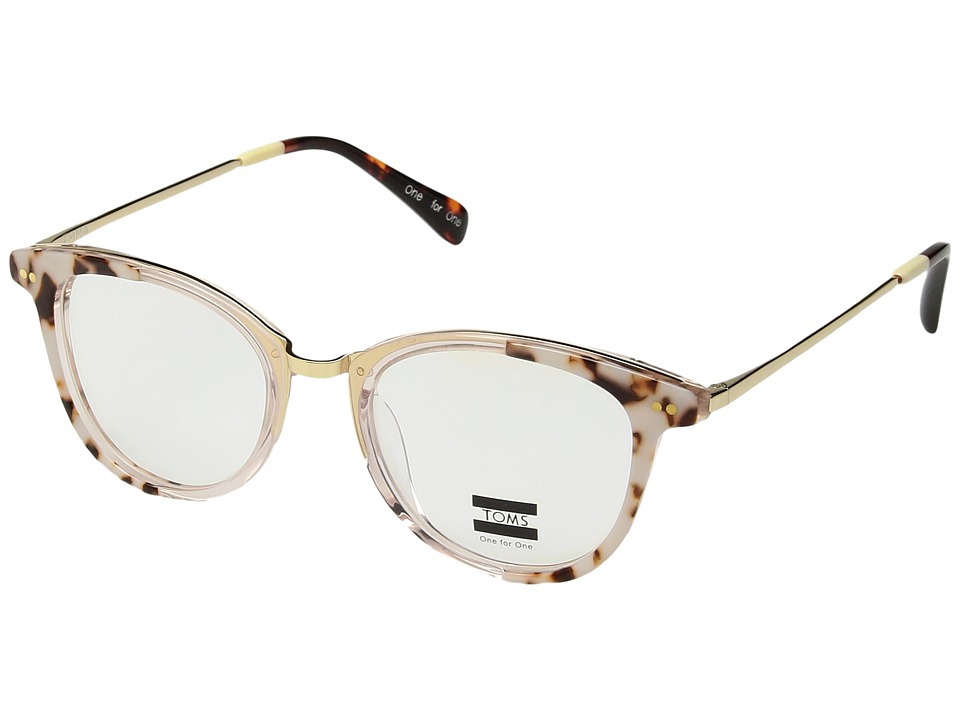 TOMS - Jemma (Tortoise) Fashion Sunglasses
