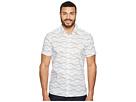 Perry Ellis Horizontal Wave Shirt