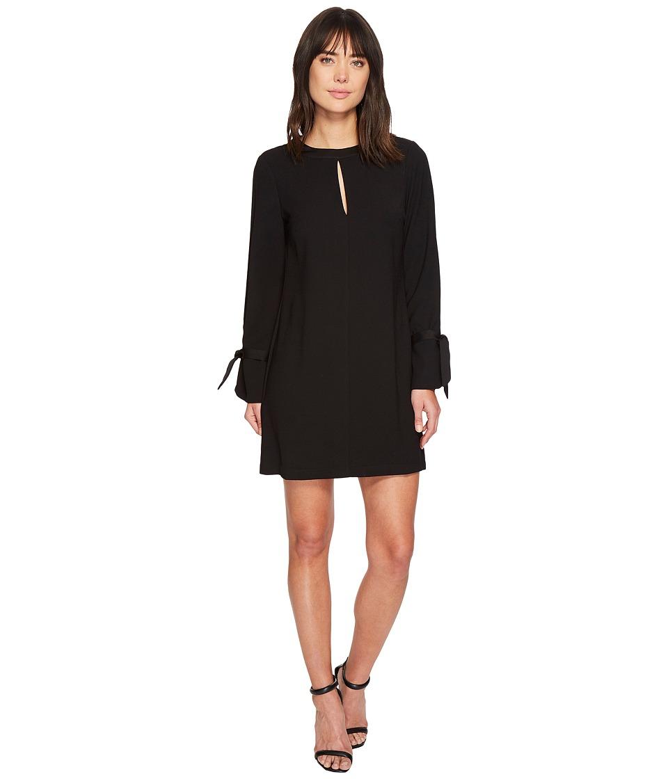 Adelyn Rae - Gloria Shift Dress (Black) Womens Dress