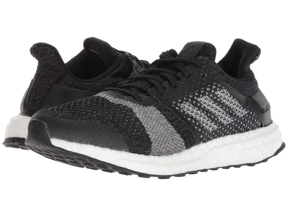 adidas Running UltraBOOST ST (Black/Silver Metallic/Carbon) Women's Running Shoes