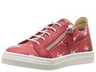 Giuseppe Zanotti Kids Logo Sneaker (Toddler/Little Kid)